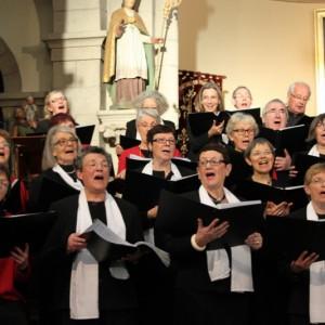 La joie de chanter ensemble