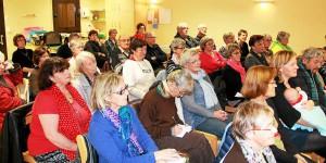 Quarante choristes ont pris part à cette assemblée