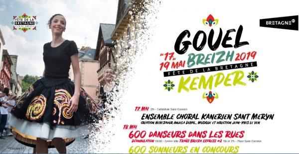 gouel breizh quimper 2019